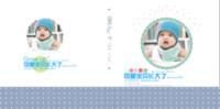 可爱宝贝-8x8PU博彩书NewLife(绒博彩纸)