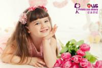 公主日记(图片可换)女宝宝女生专用-36寸横式海报
