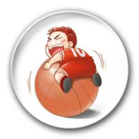 灌篮胖子-4.4个性徽章
