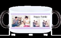 happy family 幸福家庭-普通变色杯