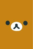 【轻松熊Rilakkuma】日系萌卡通懒懒熊大冒险-定制lomo卡套装(25张)