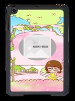 卡通 创意 明信片/卡通森林姑娘/创意Ipad mini保护壳