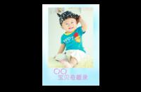 qq奇趣录-8x12印刷单面水晶照片书21p